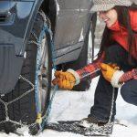 Jak fungují sněhové řetězy?