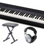 Casio digitální piano funkce a specifikace